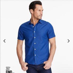 UNTUCKit Cotton Gauze Regular Fit Altavins Shirt